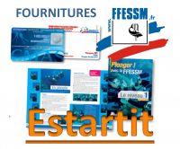 UCPA ESTARTIT - LICENCE FFESSM - ADULTE
